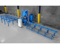 TMV and TRAFIL bar and section blast machines